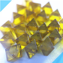 High purity Single crystal sharp point synthetic diamonds