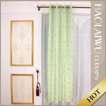 OEM service latest design soft woven lovely wholesale window curtain for children's bedroom