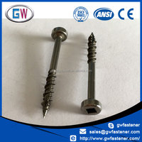 Washer / Pan Head Square drive kreg pocket hole screws
