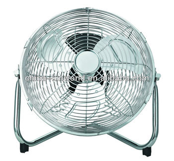 "18"" FLOOR FAN & HIGH VELOCITY FAN"