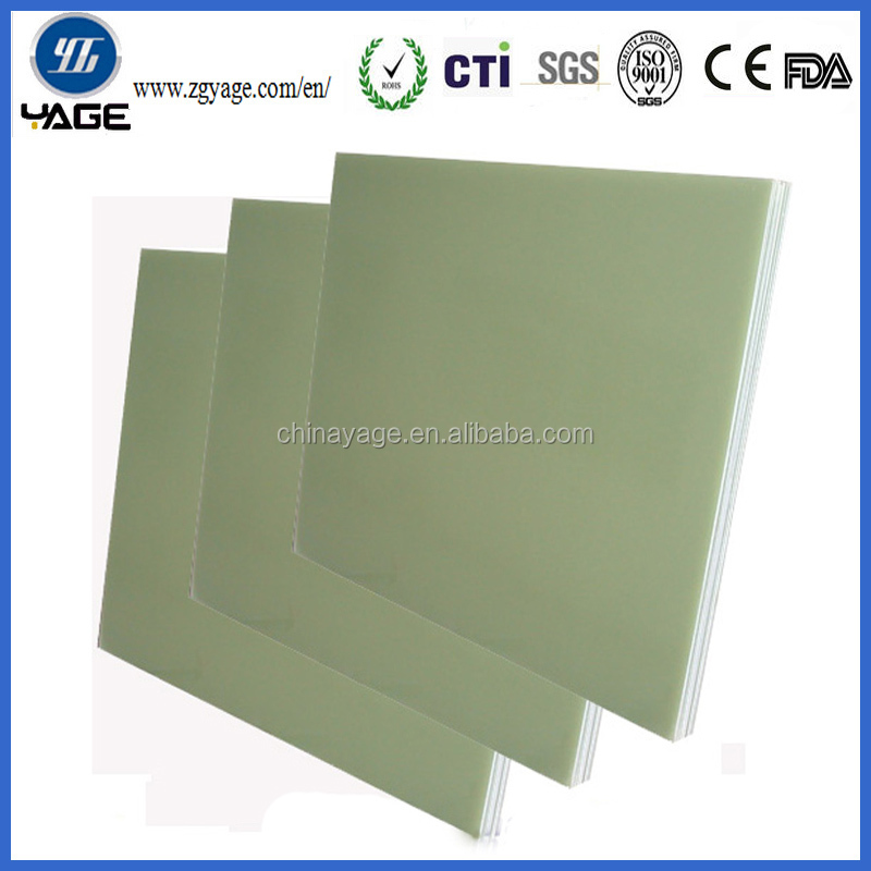 Customized FR4 / G10 / G11/FR5 Epoxy glass fiber Sheet/Board/Plate