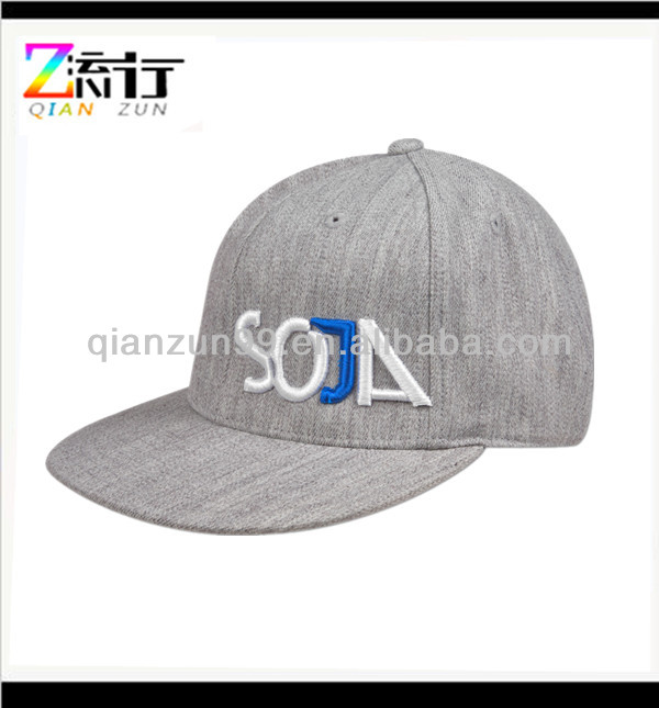 Flexfit Fitted Custom Embroidery Logo Hat