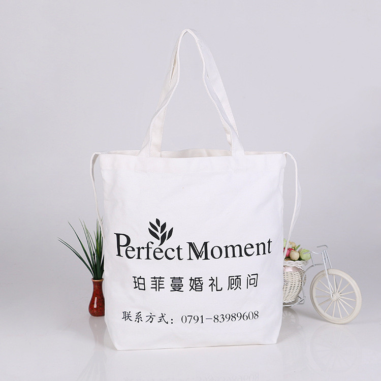 Cheap price hotsale hot style selling cotton bags with logo