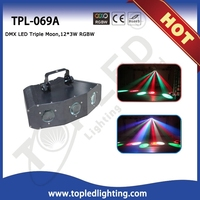 China 12x3W RGBW DMX Stage Blinder Light for Party/Dance Floor/Club