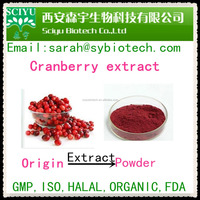 Cranberry Extract powder /Cranberry Fruit Powder/Cranberry juice extract