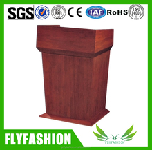 Modern Wooden Church Pulpit/Lectern Rostrum Design for Stage(SF-19T)