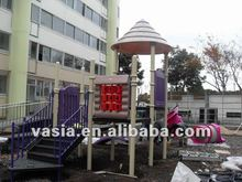 Professional manufacturer Vasia's cheap playhouses for kids outdoor(VS2-2113A)