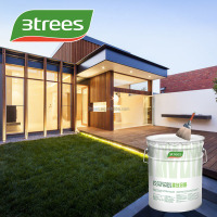 3TREES Anti-abrasion PU Paint Hardener For Polyurethane Wood Paint