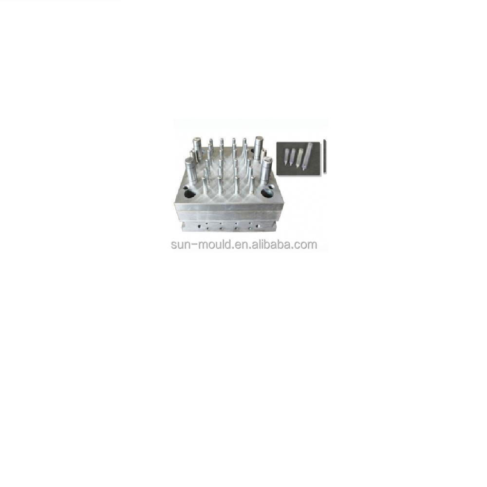 Drops measures moulds making plastic injection mold medical product parts production
