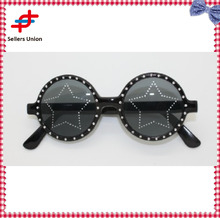 party glasses,fashion sunglasses,carnival festival plastic party glasses star decoration