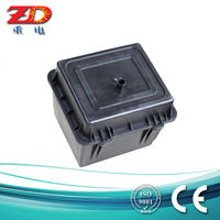 12v small size solar battery cabinet price for street light lamp