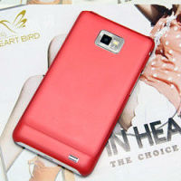 Creative plastic hard case for galaxy s2, cover for samsung i9100, PC case for samsung galaxy s2