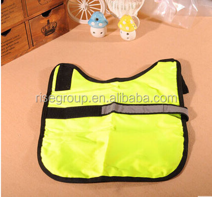 High Visibility Safety Pet Security Reflective Dog Vest