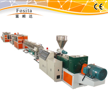 New Technology pvc water pipe extruder with competitive price