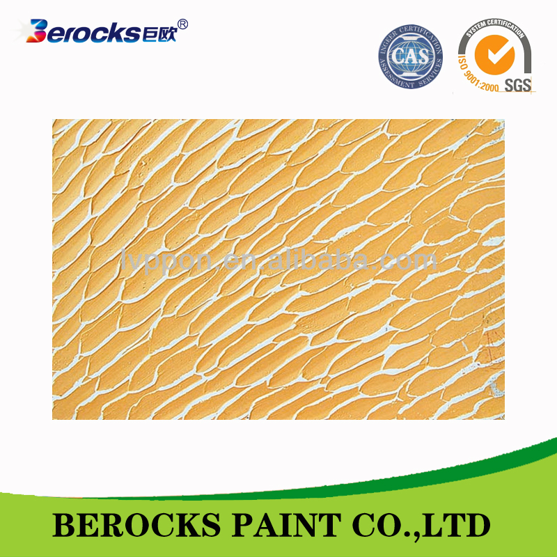 weather resistance wall coatings /water based texture paint