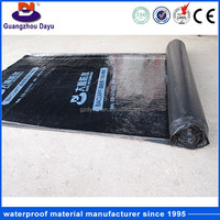 Light Weight Waterproofing Materials Bitumen Waterproofing Membrane Pond Liners