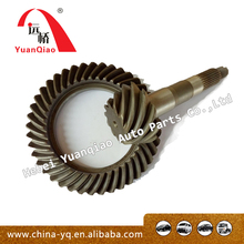 Crown Wheel and Pinion 9x41 10x41 11x43 41201-80203 Hebei Yuanqiao Manufacturer