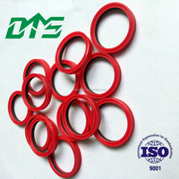 Red PU U-TYPE SEALS,PU Seal