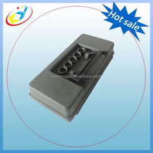 guangzhou Supplier shotgun box,aluminum rifle gun box, plastic ammo cases
