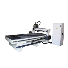 New type aluminum double process cutting atc cnc router machine with best price