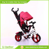 Chinese factory cheap tricycle for kids baby stroller tricycle