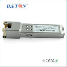 cisco compatible sfp finisar Copper RJ45 module 1000base-tx SFP Transceiver