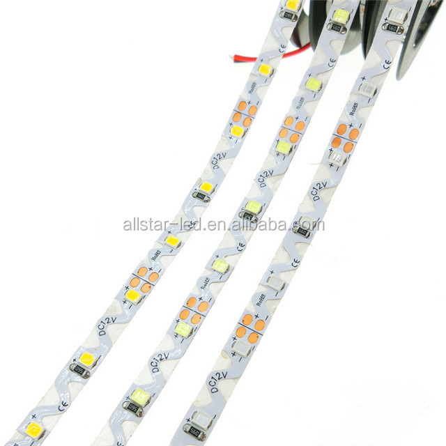 LED Strip 2835 Free Bending S Shape LED Strip DC12V Flexible LED Light 60LED/m 5m/Lot for Channel Letter
