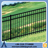 ornamental iron fence/decorative garden fencing/school fencing