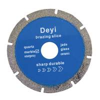 4 inch Tile small saw blade marble cutting diamond blade