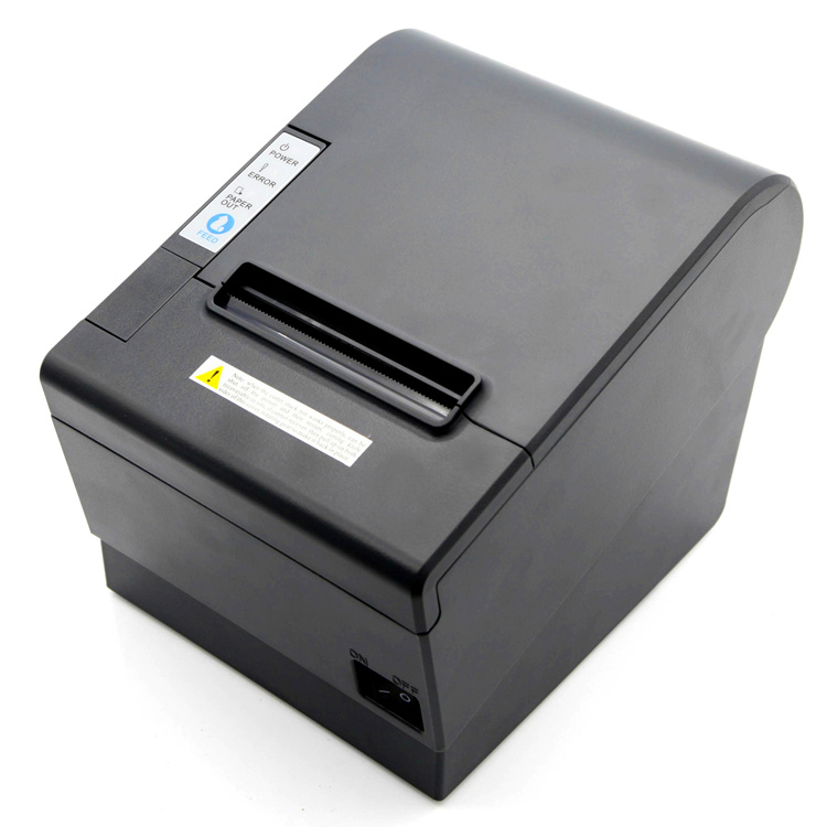 Wall hanging 3 inch Receipt POS 80mm Thermal <strong>Printer</strong> with Auto Cutter