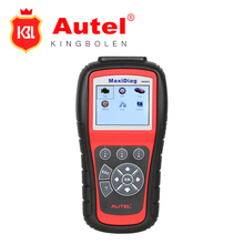 Autel MaxiDiag Elite MD805 MD 805 All System Engine Transmission ABS Airbag EPB OIL Service Reset Scan Tool