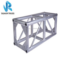 Heavy Duty Rectangle Aluminium Metal Roof Truss Design For Big Concert