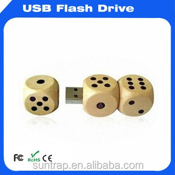 2014 New Arrived USB Stick Fancy Item Wood Pen Drive 4GB