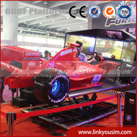 Simulator F1 driving simulator equipment
