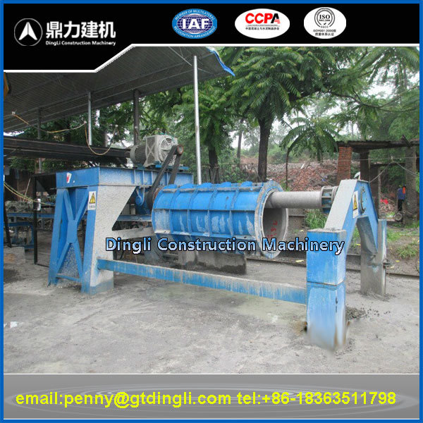 NP4 RCC Pipes making machinery factory price