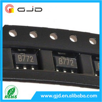 2015 new original B772 SOT-89-3L power transistor