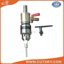 High quality water swivel for glass drill