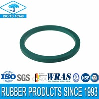 rubber grommet for hole sealing
