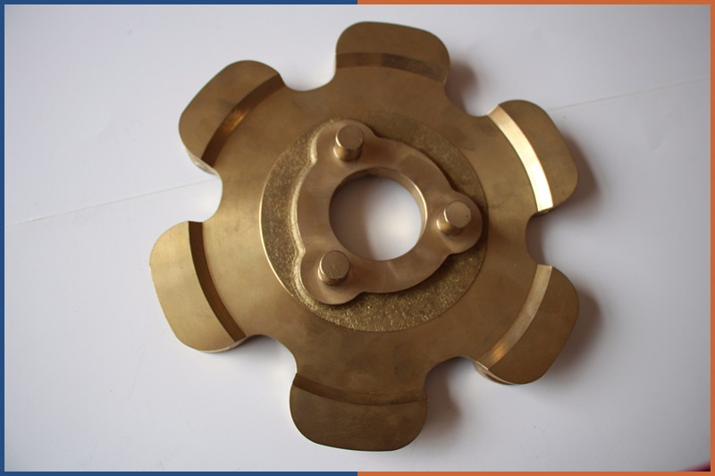 oem tattoo cnc machining brass machine casting auto parts