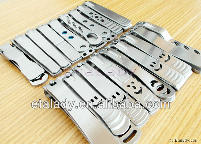 Curved Edge Stainless Steel Nail Clipper