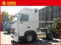 howo a7 sinotruck 4x2 towing tractor truck 380hp/euro3 diesel engine in stock for hot sale