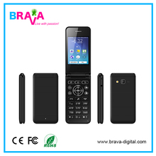 Dual Sim Card Flip Cell Phone Unlocked GSM Cell Phone Basic Mobile Phone Features