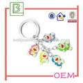 2013 Hot sale Duo la A dream keychain chain keyring key ring