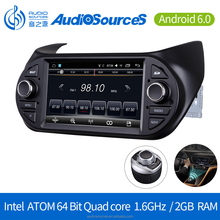 Android 6.0.1 car DVD player for Fiat Fiorino 2008-2016 with WIFI PHONE LINE CAR PLAY SD USB from Audiosources