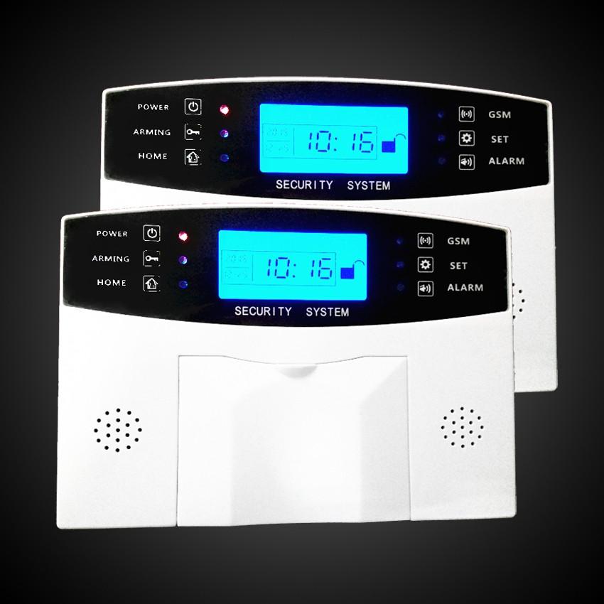 Best home security electronics gsm wireless smart alarm for Best buy burglar alarms