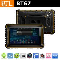 BATL BT67 kid proof rugged tablet for 2mp+8mp camera bluetooth quad core android 4.4.2