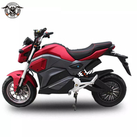 Factory wholesale New Design 2KW 72V electric motorcycle/motorbike