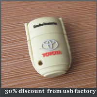 promotional gift 8GB pvc material usb flash drive