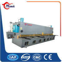 QC11Y-10x3200 hydraulic shearing machine cutting machine
