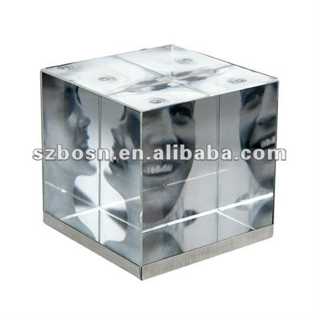 Acrylic Gift & Craft/ Acrylic Cube/ Acrylic Paperweight
